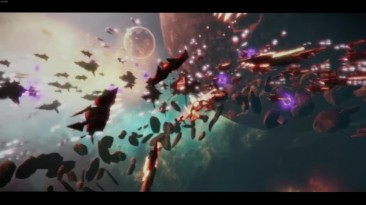 Battlefleet Gothic- Armada 2. За Императора! Прохождение