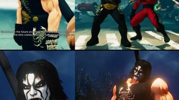 """Street Fighter 5 """"Sting"""""""