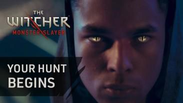 Релизный трейлер The Witcher: Monster Slayer