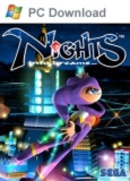 NiGHTS into Dreams HD