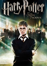 Обложка игры Harry Potter and the Order of the Phoenix