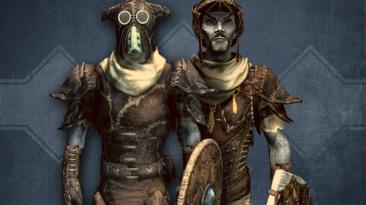 "Skyrim ""Neatch Leather Armor"""