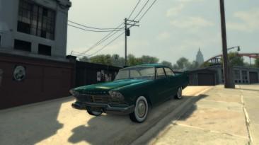 "Mafia 2 ""1957 Plymouth Savoy Club Sedan"""