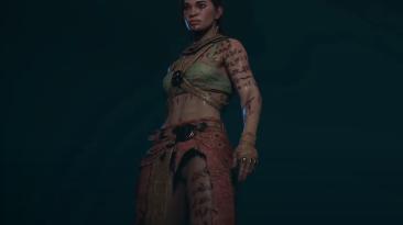Геймплейное видео Разбойницы в Diablo 4