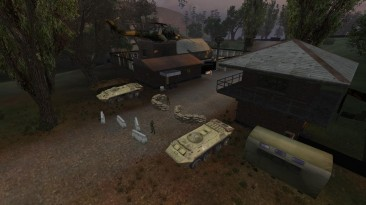 """S.T.A.L.K.E.R.: Shadow of Chernobyl """"Кордон:Remastered (build 1)"""""""
