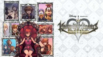 KINGDOM HEARTS Melody of Memory - Ключ для PS4