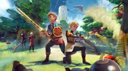 Oceanhorn 2: Knights of the Lost Realm выпустится на Switch в конце октября