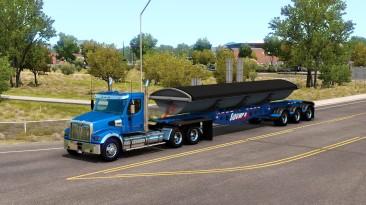 """American Truck Simulator """"Прицеп SiDump'r в собственность"""""""