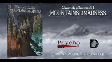 """Приключенческая хоррор-игра """"Chronicle of Innsmouth: Mountains of Madness"""" выйдет в Steam в конце марта"""