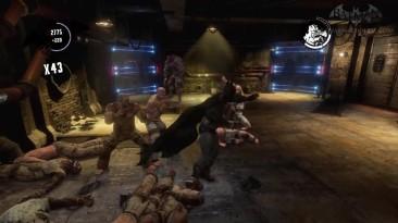 Batman Return to Arkham Asylum Прохождение - Часть 9 - Старая канализация (Убийца Крок)
