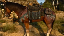 """Witcher 3 """"Улучшенные текстуры экипировки для Плотвы"""""""