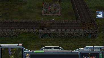 "Command & Conquer Generals: Zero Hour ""Карта - Train Ways"""