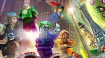 LEGO Batman 3: Beyond Gotham - новые персонажи