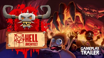 Симулятор менеджмента ада Hell Architect выйдет на ПК этим летом