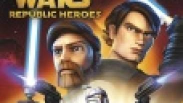 "Star Wars The Clone Wars: Republic Heroes ""Официальное руководство пользователя"""