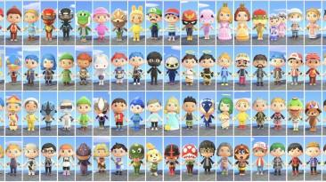 Геймер перенёс всех персонажей Super Smash Bros. в Animal Crossing