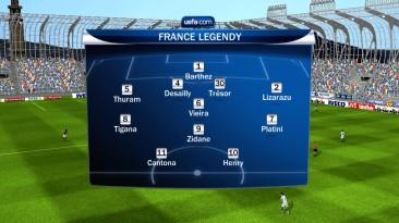 "FIFA 10 ""Легенды Франции"""