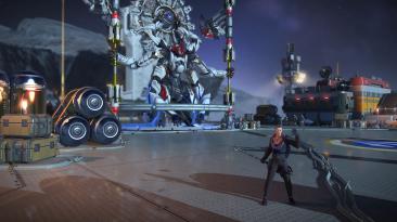 Skyforge теперь оптимизирован для Xbox Series X/S