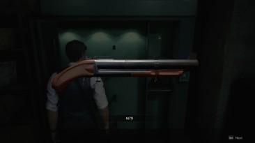 """Resident Evil 2 """"GM79 for Leon"""""""