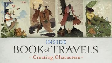 В новом видео Book of Travels показан процесс создания персонажа