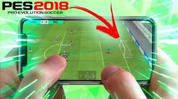 Мобильная версия PES2018 получила обновления