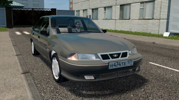 "City Car Driving ""Daewoo Nexia N100 (1.5.9.2)"""