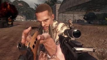 Шестая подборка багов и пасхалок Call of Duty: Black Ops