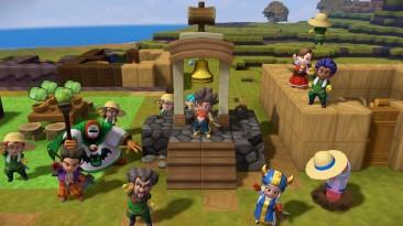 Dragon Quest Builders 2 выйдет на Xbox One 4 мая