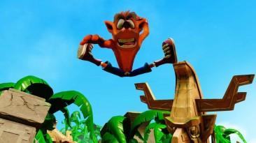 Crash Bandicoot N. Sane Trilogy: Чит-Мод/Cheat-Mode (Двойной Прыжок в CB1 и CB2 / Double Jump in CB1 & CB2)