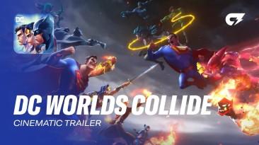 В ранний доступ вышла мобильная тактика DC Worlds Collide