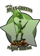Mean Greens - Plastic Warfare
