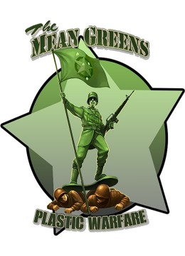 Mean Greens - Plastic Warfare