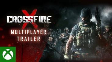 Мультиплеерный трейлер CrossfireX с Gamescom 2021
