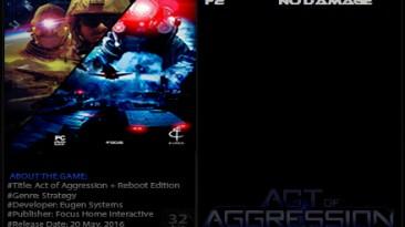 Act of Aggression - Reboot Edition: Трейнер/Trainer (+2) [20160521] {FutureX}