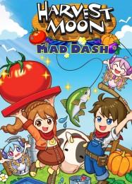 Обложка игры Harvest Moon: Mad Dash
