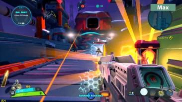 "Battleborn ""Сравнение графики PC Min vs. Max (Early Access Preview)"""