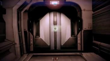В Mass Effect 2 появился вид от первого лица