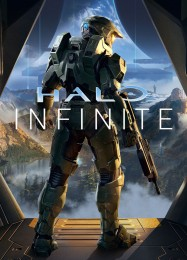 Обложка игры Halo Infinite