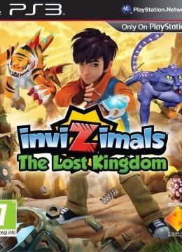 Invizimals: The Lost Kingdom