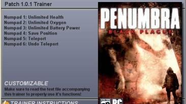 Penumbra: Black Plague: Трейнер (+6) [1.01]