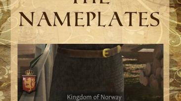 "Crusader Kings 3 ""Таблички с именами / Nameplates"""