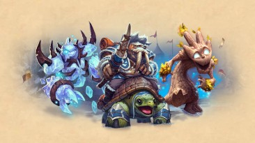 """Дополнение """"Большой турнир"""" добавит новую механику вHearthstone: Heroes ofWarcraft"""