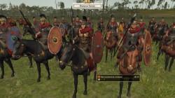 "Total War: Rome 2 ""Roman reskin unit 1.2 Version"""