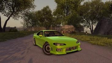 """Mafia 2 """"Nissan Silvia S15"""""""