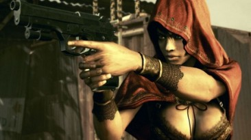 Capcom удивлена успехом Resident Evil 5: Gold Edition