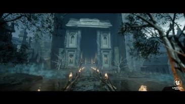 Блоггер показал как может выглядеть Dark Souls на движке Unreal Engine 5