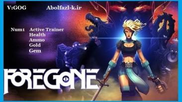 Foregone: Трейнер/Trainer (+4) [1.0] {Abolfazl.k}