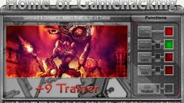 Command & Conquer 3 - Kane's Wrath: Трейнер/Trainer (+9) [1.02: Origin Version] {iNvIcTUs oRCuS / HoG}