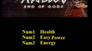 Apsulov: End of Gods: Трейнер/Trainer (+3) [1.0.4] {Abolfazl.k}