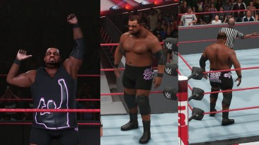 "WWE 2K19 ""Keith Lee (NXT TakeOver In Your House) Attire MOD"""